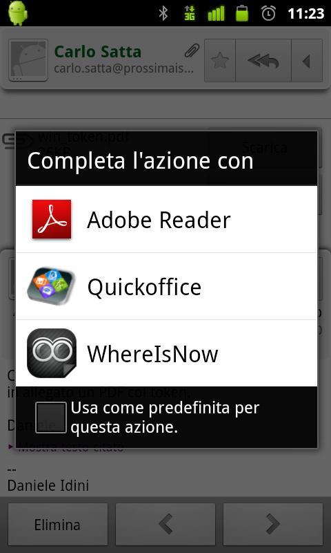 WhereIsNow- screenshot