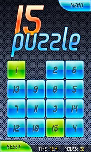 15 Puzzle HQ