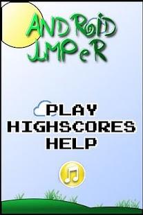 Droid jumper- screenshot thumbnail