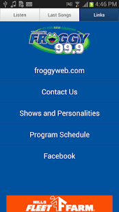 Today's Froggy 99.9 - KVOX-FM - screenshot thumbnail