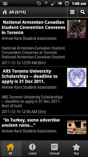 Armen Karo Student Associaton- screenshot thumbnail