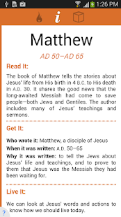 Ignite: The Bible for Teens - náhled