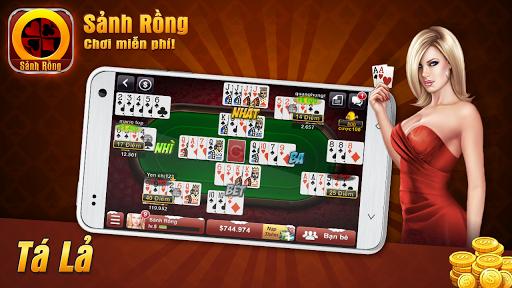 Sanh Rong - Game danh bai 2015  4