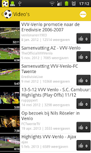 VVV-Venlo fan - screenshot thumbnail