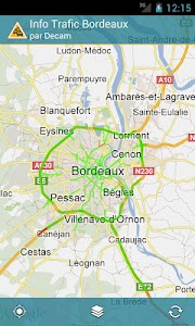 Info Trafic Bordeaux screenshot 1