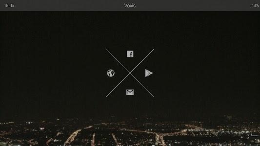 Voxis Launcher v0.17