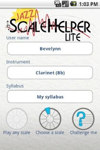 Jazz ScaleHelper Lite- screenshot thumbnail