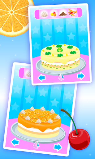 Cake Maker Kids - Cooking Game  screenshots 4