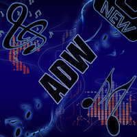 ADW Music Theme 2.0