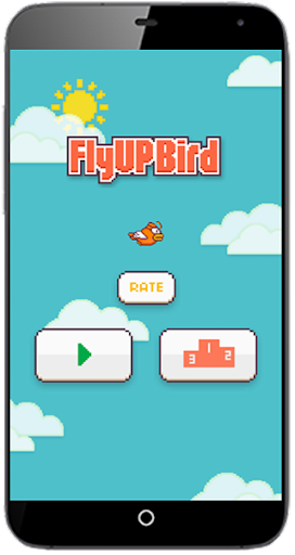 Fly Up Bird