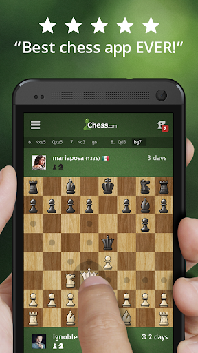 Chess u00b7 Play & Learn 3.7.1 Screenshots 1