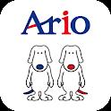 アリオアプリ icon