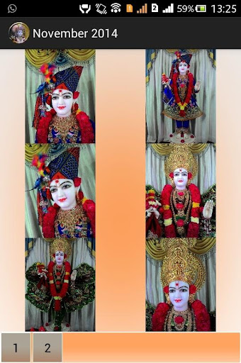 Swaminarayan Daily Darshan WP