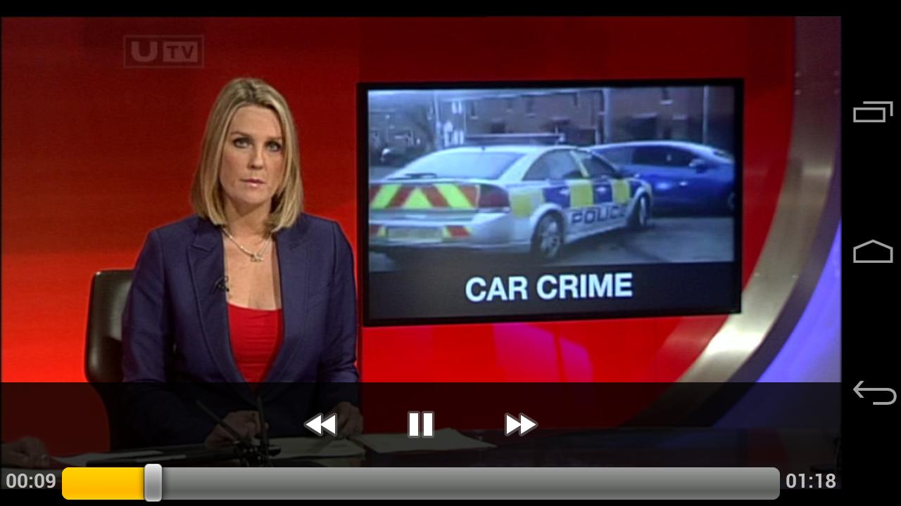 UTV - screenshot