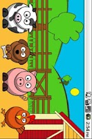 Screenshot of Farm Animals Spelling