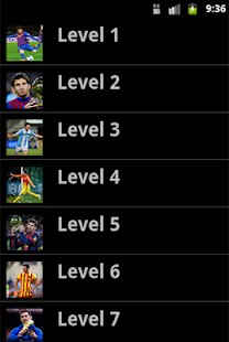Messi Puzzle Adict - screenshot thumbnail