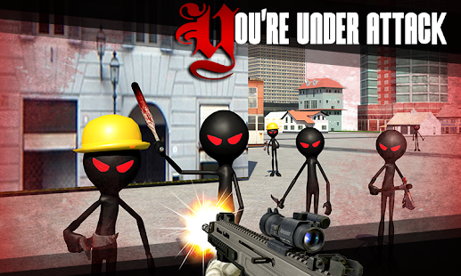 Stickman Shooter 3D- screenshot thumbnail