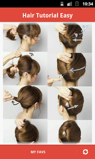 Hair Tutorial Easy