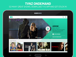 Screenshot of TVNZ OnDemand