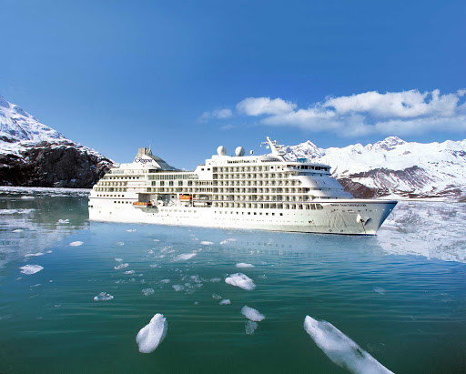 Regent-Seven-Seas-Navigator-in-Alaska - A voyage to Alaska on aboard Seven Seas Navigator will be the experience of a lifetime.