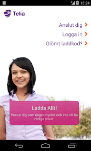 Telia Ladda Refill - screenshot thumbnail