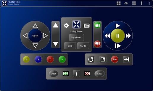 RCX for TiVo (free) - screenshot thumbnail