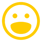 Sliding Emoji Keyboard icon