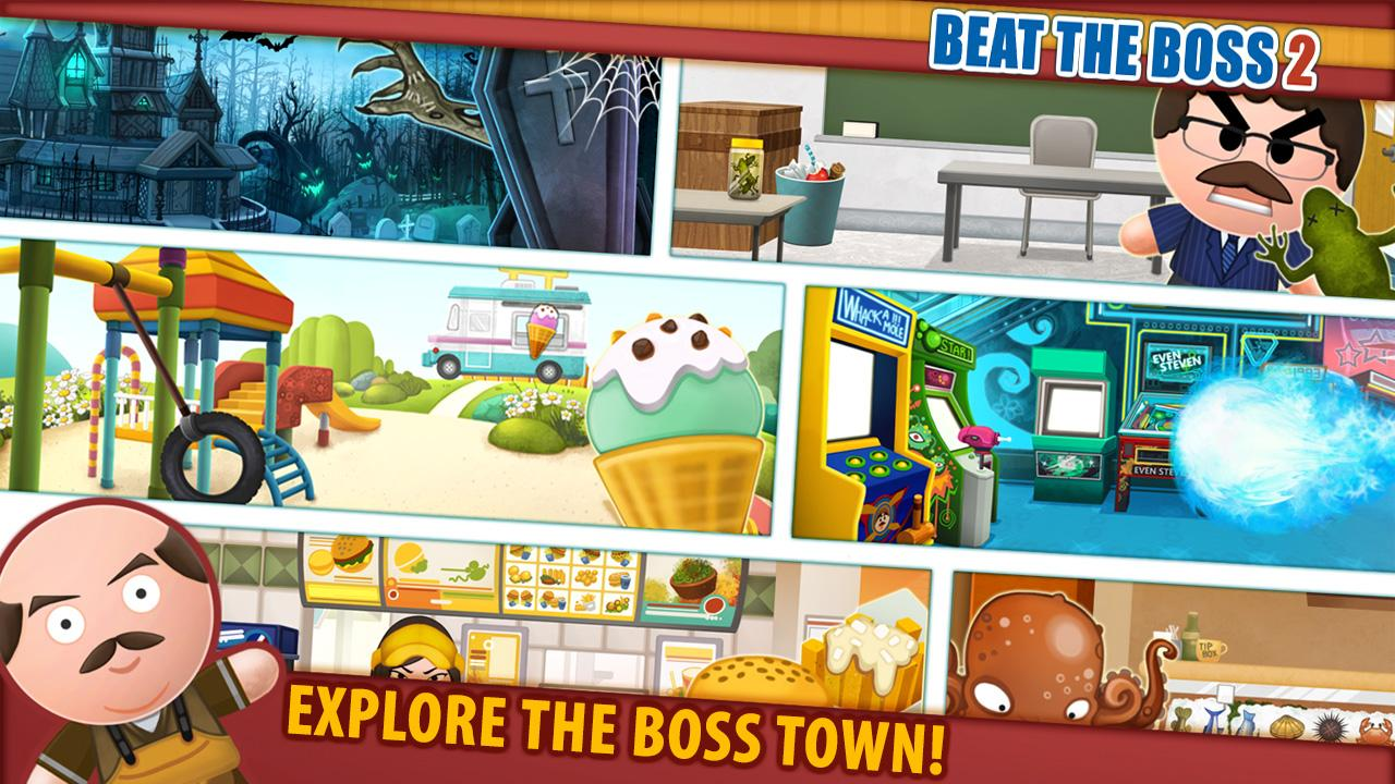 Beat the Boss 2- screenshot