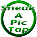 Sneak-A-Pic: Tap icon