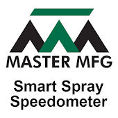 Smart Spray Speedometer
