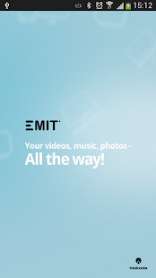 Emit - screenshot thumbnail