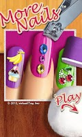 Screenshot of Nails™ Makeover App for Girls