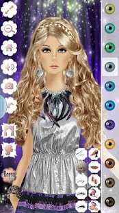 [Barbie Princess Makeup Dress 2] Screenshot 2