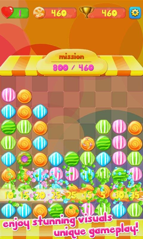 Candy Poper- screenshot