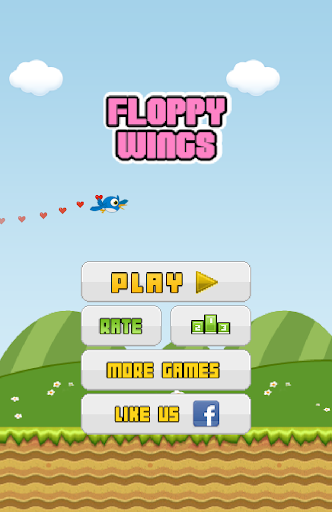 Floppy Wings - Tap da Bird
