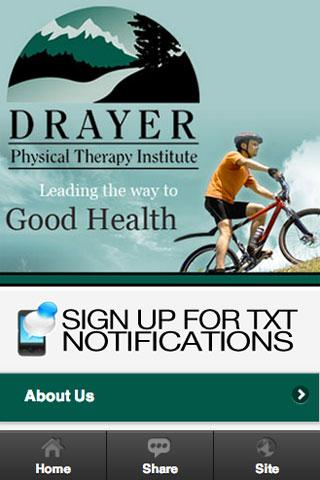 【免費健康App】Drayer Physical Therapy-APP點子