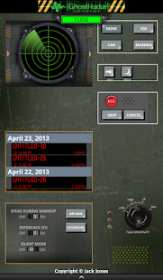 Ghost Radar®: CONNECT- screenshot thumbnail