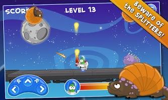 Screenshot of Bert In Space