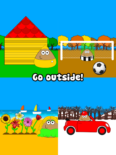 Pou  screenshots 9
