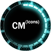 CM Icons - CyanogenMod style