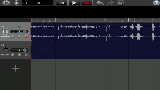 Recording Studio Lite- screenshot thumbnail
