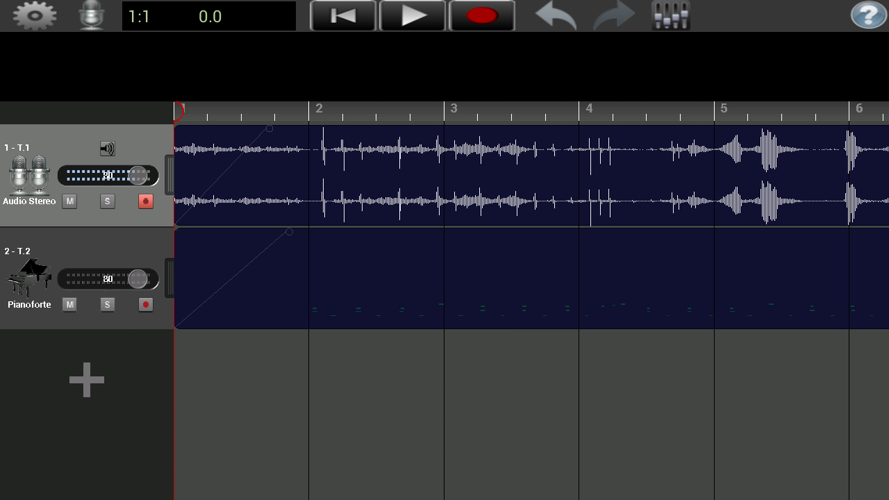 Recording Studio Lite- screenshot