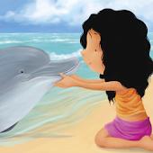 A Menina e o Golfinho