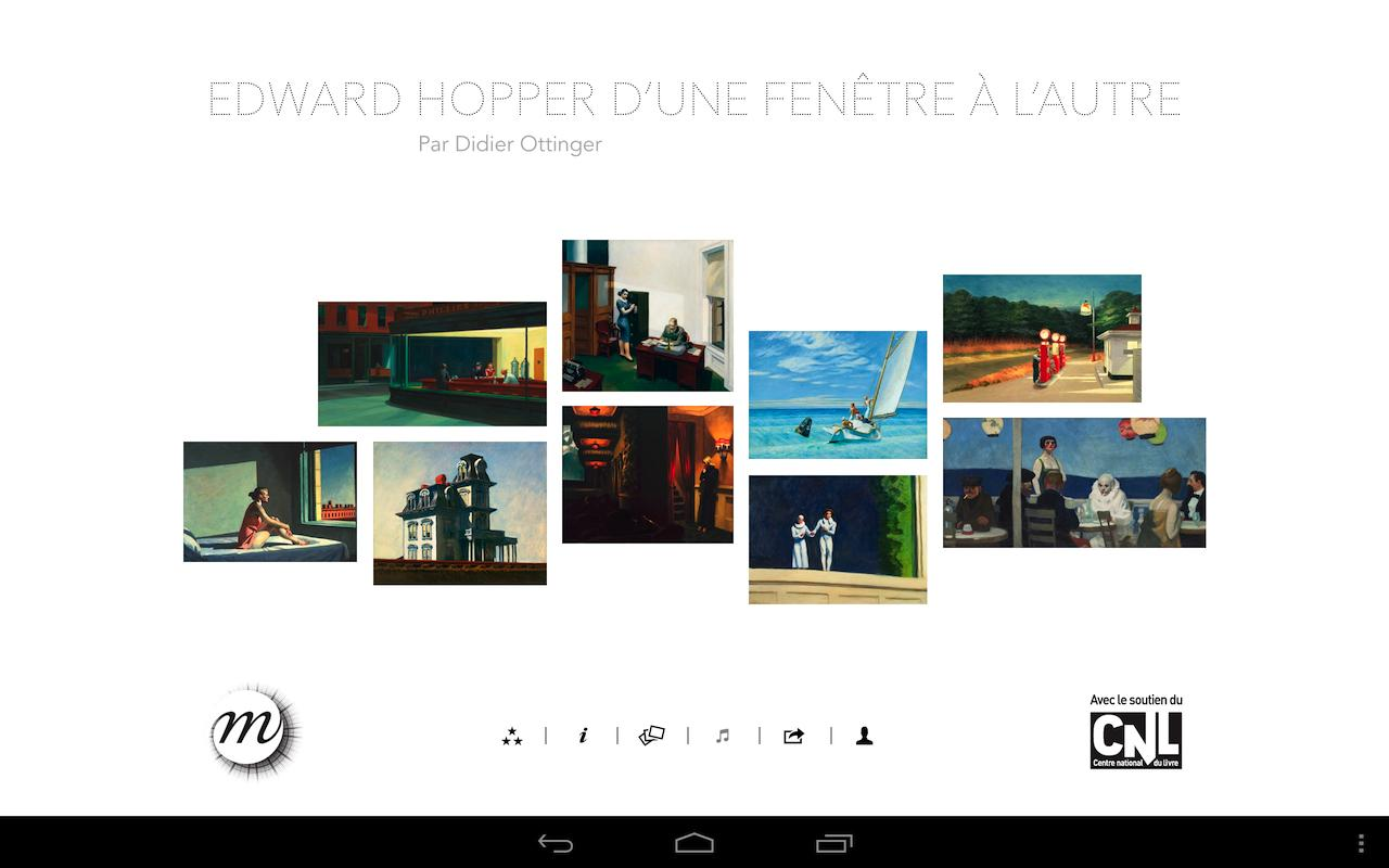Hopper d'une fenêtre à l'autre - screenshot