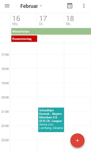 Deutsche Ferien und Feiertage