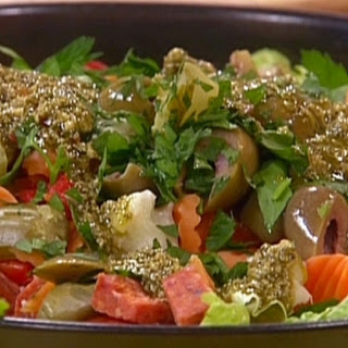 Hennessy Tavern Chopped Salad Recipe