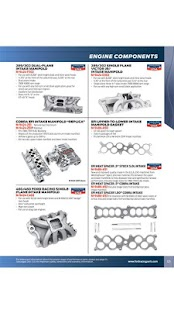 Ford Racing Parts Catalog - screenshot thumbnail