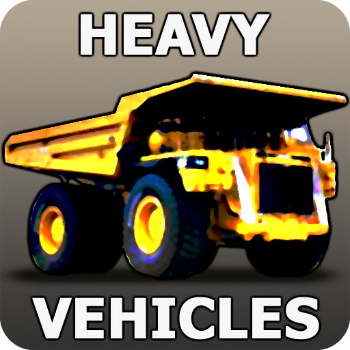 Heavy vehicles 3d puzzle