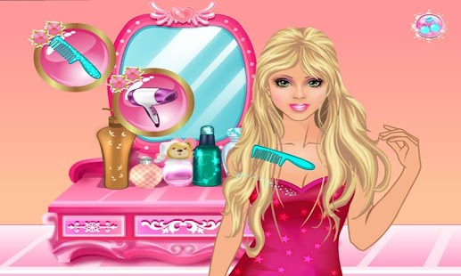 Barbie Hair Salon - screenshot thumbnail