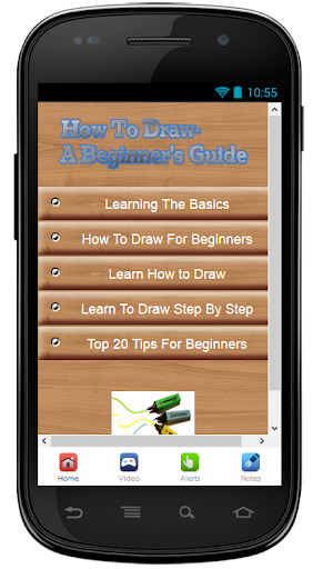 How To Draw-A Beginner's Guide